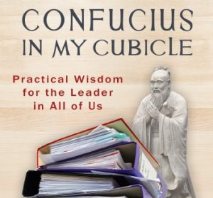 Confucius in my Cubicle abridged book cover